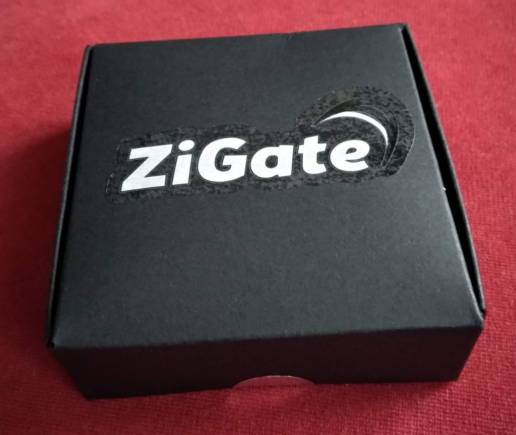 ZiGate - passerelle ZigBee