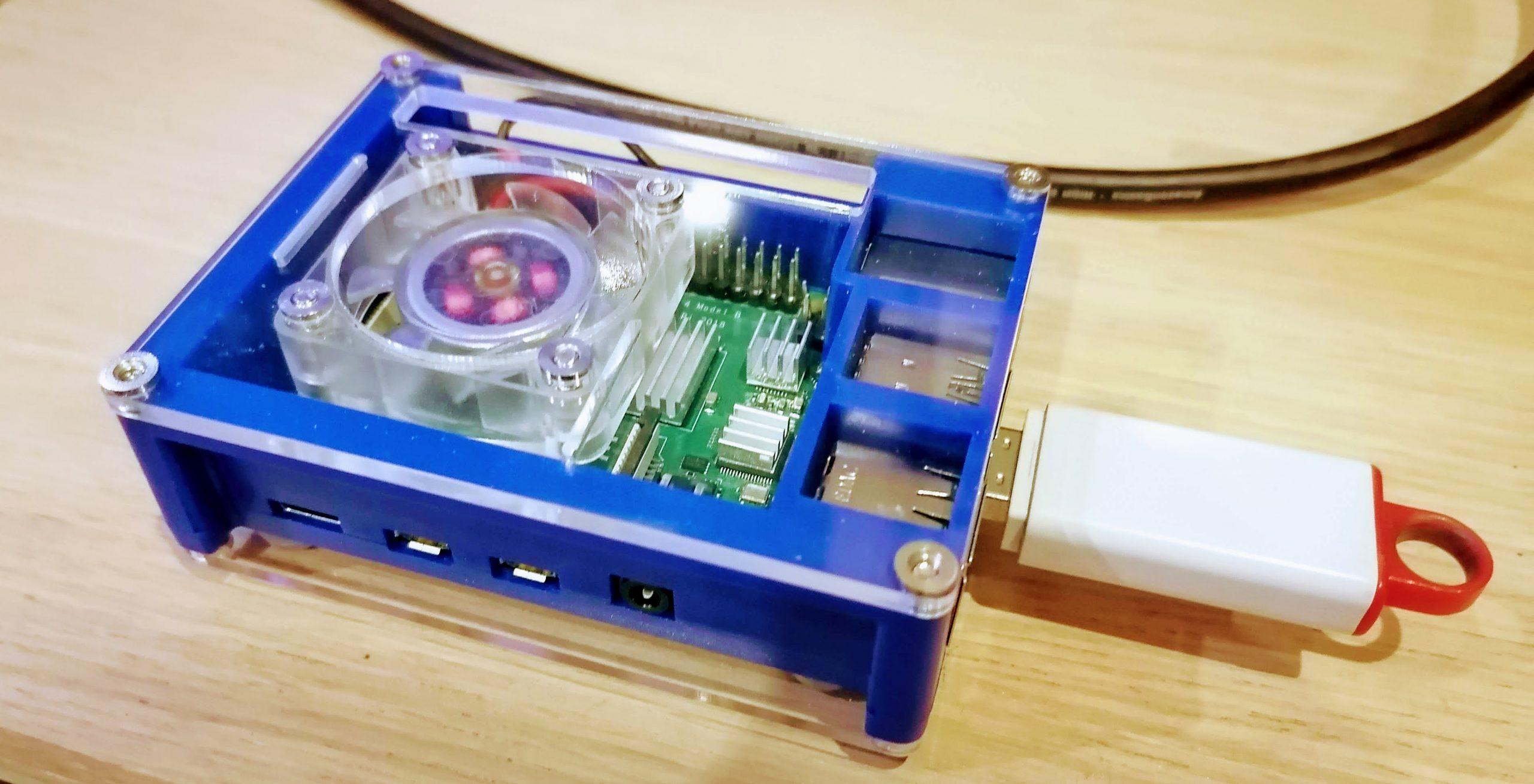 Batocera (Raspberry Pi 4) sur un disque externe